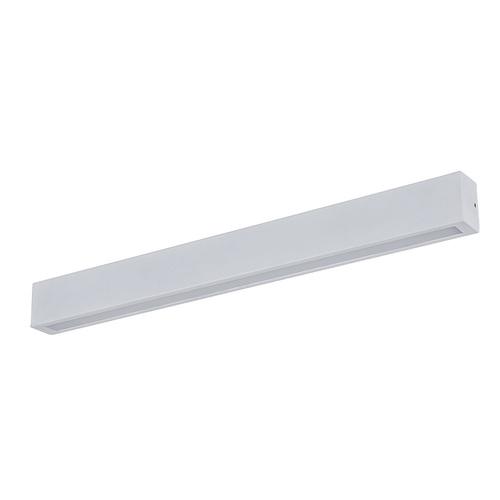 Biały Nowoczesny Kinkiet Thiago LED IP 44