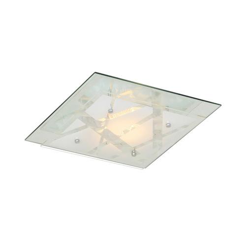 Biały Klasyczny Plafon Mertu LED
