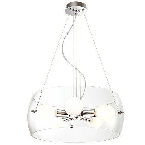 Nowoczesna Lampa Wisząca Lemio E27 5-punktowa