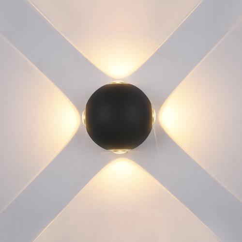 Nowoczesny Kinkiet Zewnętrzny Trivento LED