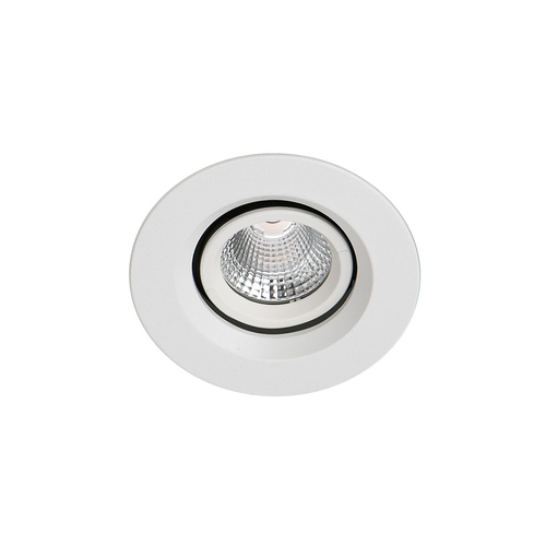 Nowoczesna Lampa Wpuszczana Sufitowa Torres Adjust IP44 LED