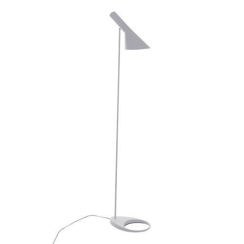 Biała Lampa Stojąca Volta E27