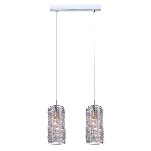 Nowoczesna Lampa Wisząca Linton E14 2-punktowa