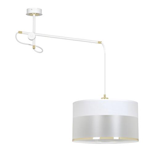 LAMPA WISZĄCA MONOLIT 1 WHITE