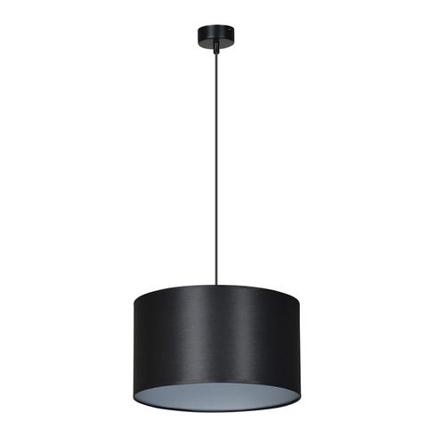 LAMPA WISZĄCA ROTO 1 BLACK/SILVER