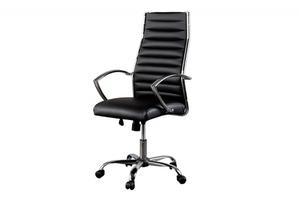 INVICTA fotel biurowy DEAL czarny small 0