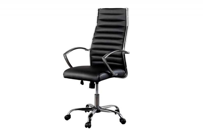 INVICTA fotel biurowy DEAL czarny