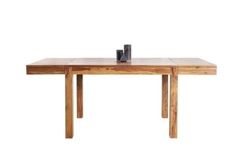 INVICTA stół rozkładany LAGOS 120-200 sheesham - drewno naturalne