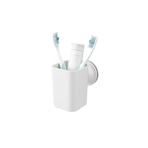 UMBRA kubek na szczoteczki FLEX SURE-LOCK TOOTHBRUSH HOLDER/ORGANIZER