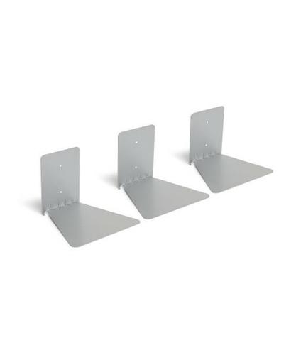 Niewidzialna Półka CONCEAL Umbra 3-PACK srebrne