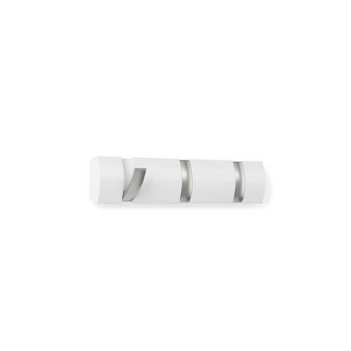UMBRA wieszak na ubrania FLIP 3  - biały