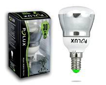Świetlówka energooszczędna POLUX R50 FS 7W E14 2700K