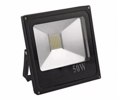 Projektor LED POLUX 50W IP65 czarny