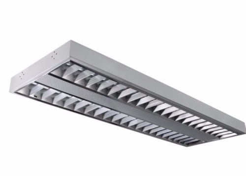 Oprawa rastrowa LED natynkowa POLUX ProBUS M12A39KMCW120x30