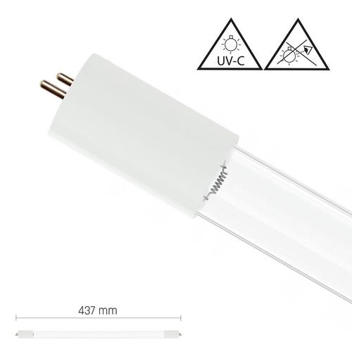 M Świetlówka 15w Tuv Uvc Spectrum