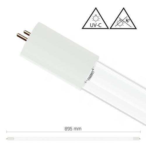 M Świetlówka 30w Tuv Uvc Spectrum