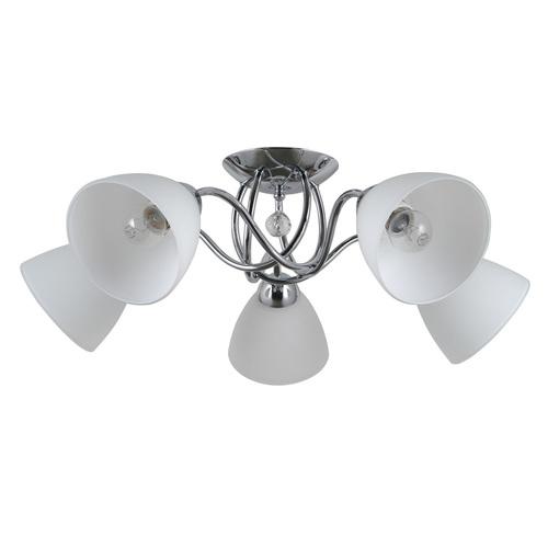 Stylizowana Lampa Lugano E27 5-punktowa