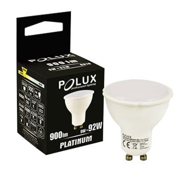Reflektor LED POLUX PLATINUM GU10 900lm 3000K