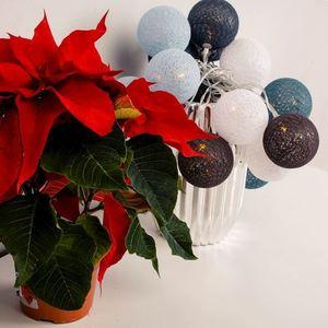Wielokolorowe Kule Led Cotton Balls 20 Szt. small 1