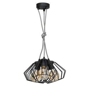 Lampa Wisząca Ferro 3x E27 small 0