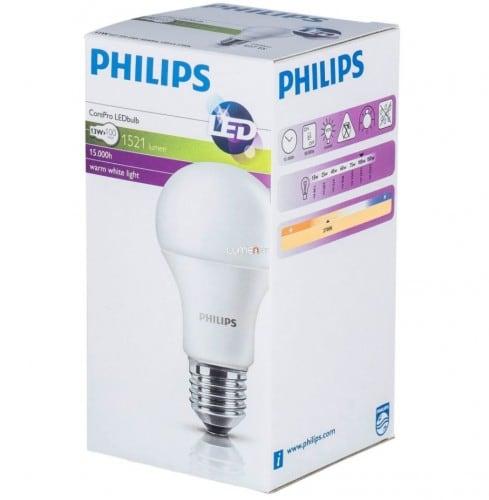 Żarówka LED PHILIPS 13,5 W E27 1521lm CorePro