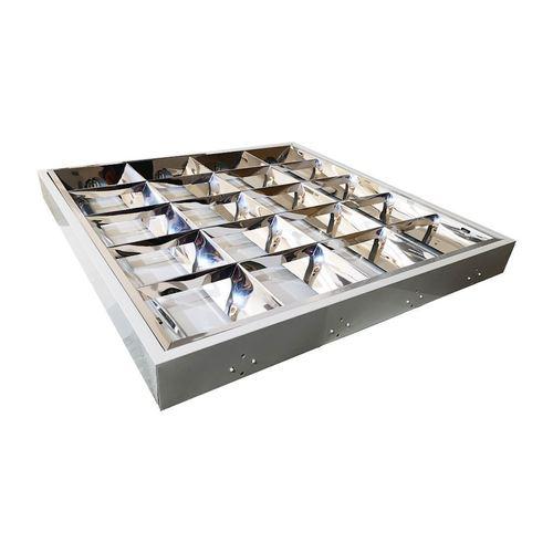 Biała Oprawa Rastrowa Natynkowa 4x18 W Elektroniczna