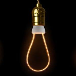 Żarówka dekoracyjna LED ART Rustika,  8 W, E27 small 1