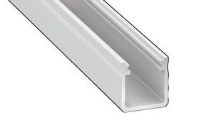 Profil Aluminiowy Biały Typ Y 1m + Klosz Mleczny small 0