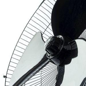 Wentylator Stojący Eko Light 16'' Czarny small 2