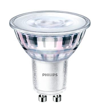 Żarówka PHILIPS LED CorePro MR16 4,6 W=50 W GU10 Ciepła Biel