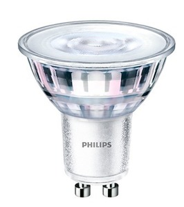Żarówka PHILIPS LED CorePro MR16 4,6 W=50 W GU10 Ciepła Biel small 0
