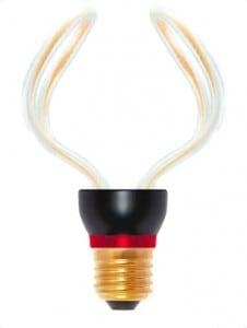 Żarówka Dekoracyjna LED Art Globo 2, 12W, E27