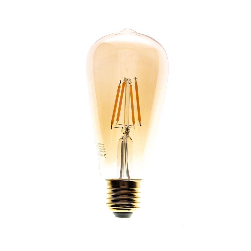 Żarówka Filamentowa 6 W St64 E27