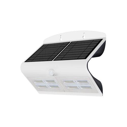 Biała Lampka Solarna Butterfly 6,8 W IP65