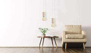 Drewno Fsc 100% Lampa Wisząca Bosco Ii 2x E27 small 1