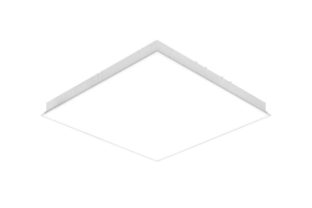 Nowoczesny Panel LED COMPACT EVO P 2950lm 24W